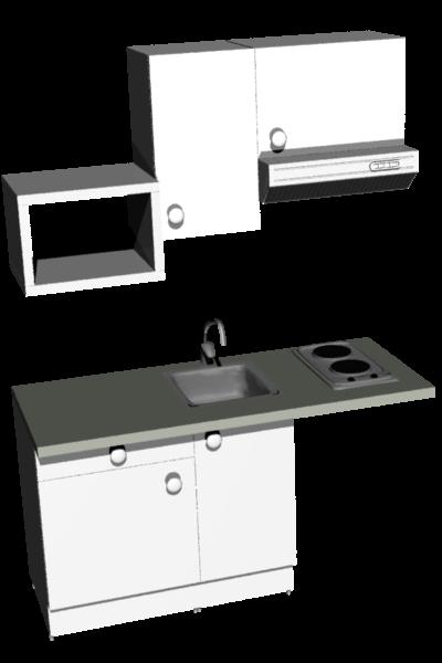 Mod lisation 3d drupal for Modelisation cuisine 3d